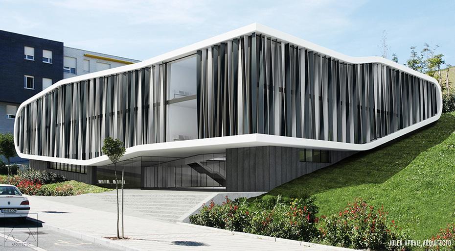 Infografía 3D | Centro Salud Buenavista Portugalete