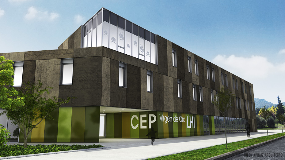 Infografía 3D | CEP Zuia