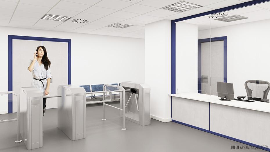Im genes interiores apraiz studio - Oficinas en bilbao ...