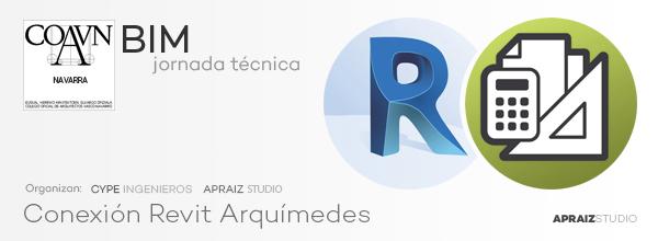 Jornada-Tecnica-BIM-Conexion-Revit-Arquimedes-COAVN-navarra-entrada-blog